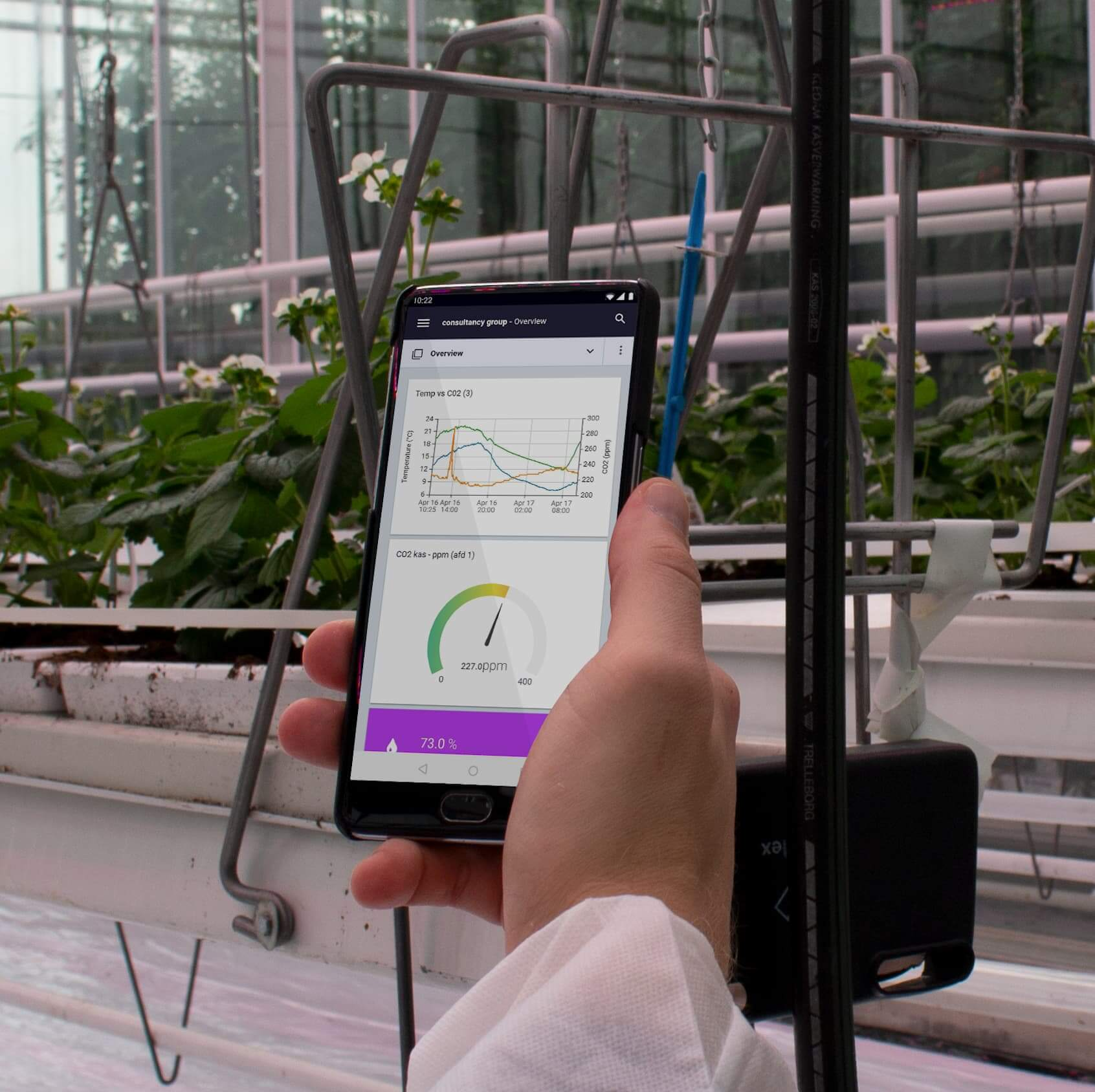 horticultura data